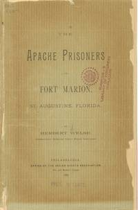 Apache Prisoners in Fort Marion, St. Augustine, Florida