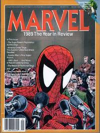 Marvel 1989 The Year in Review Vol 1 No 1