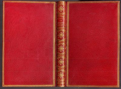 London: R. Ackerman, 1822. First Edition. Hardcover (Full Leather). Near Fine Condition. Thomas Rowl...