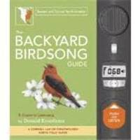 The Backyard Birdsong Guide: Eastern and Central North America, A Guide to Listening by Donald Kroodsma - Hardcover - 2008-08-07 - from Books Express and Biblio.com