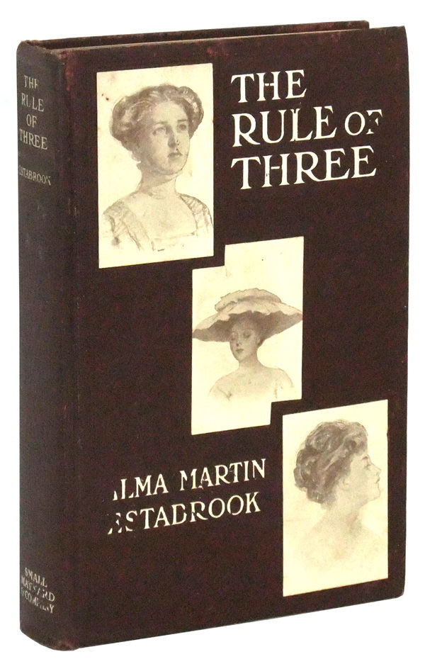 The Rule Of Three A Story Of Pike 39 S Peak By Estabrook