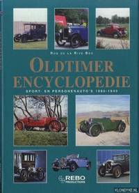 Oldtimer encyclopedie. Sport- en personenauto's 1886-1940