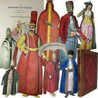 The Costume of Turkey
