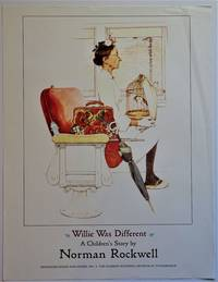 Willie Was Different; A Children's Story   (Publisher's Promotional Poster)