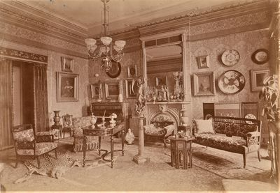 ca1890. Commercial albums.. Very good; one album is essentially disbound. Some interior photographs ...