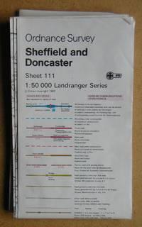Sheffield and Doncaster. Sheet 111. Landranger Series.