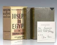 image of Joseph in Egypt.