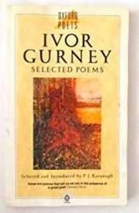 SELECTED POEMS OF IVOR GURNEY