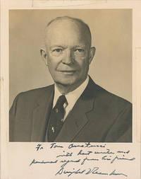 Signed Photo of President Eisenhower