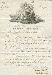 image of Italian Orders under Napoleonic Occupation, Cisalpina Republic