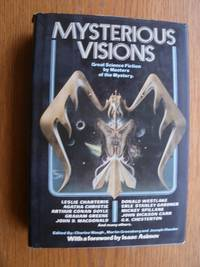 image of Mysterious Visions: Great Science Fiction by Masters of the Mystery