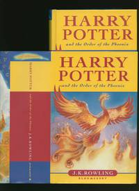 Harry Potter and the Order of the Phoenix [Children's Dust Wrapper Edition] [8]