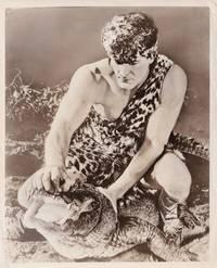 image of Tarzan the Tiger (Original photograph of Frank Merrill from the 1929 film)