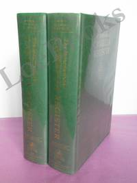 The International Camellia Register Volume One and Two