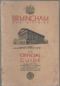 image of Birmingham and District: an Official Guide 1926-1927
