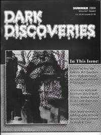 image of Dark Discoveries: Summer 2004
