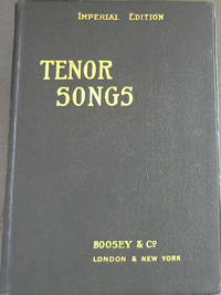 Tenor Songs - Imperial Edition