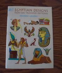 Egyptian Designs Iron-On  Transfer Patterns