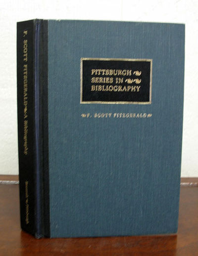 Pittsburgh, PA: University of Pittsburg Press, 1972. 1st edition. Original blue-grey cloth with blac...