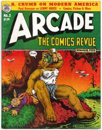 Arcade: The Comics Revue No. 2 Summer 1975.
