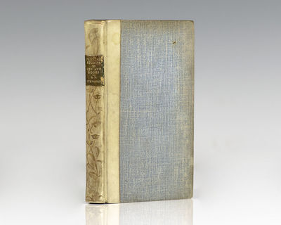 London: Chatto & Windus, 1905. Finely bound example of this collection of the author's critical stud...