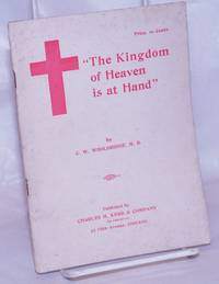 image of The Kingdom of Heaven is at hand