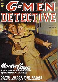 image of G-MEN DETECTIVE: May 1948 (Facsimile edition)