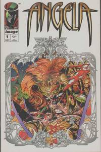 image of ANGELA  (1994) #1 Does Not Include Pinup.