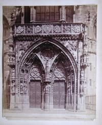 Germany: Main Door, Frauenkirche, Nuremberg.