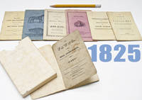 Series of 7 Chapbooks