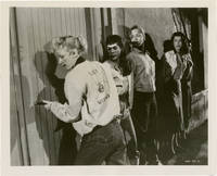 image of Teenage Doll (Collection of 4 original photographs from the 1957 film)