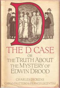 The D. Case, or the Truth About the Mystery of Edwin Drood