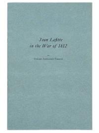 Jean Lafitte in the War of 1812