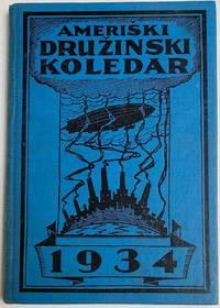 image of Ameriski druzinski koledar (American family almanac). 1934