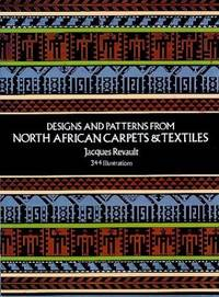 Designs and Patterns from North African Carpets and Textiles (Dover Pictorial Archives)