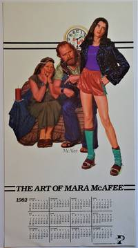 The Art of Mara McAfee (Publisher's Promotional Poster)