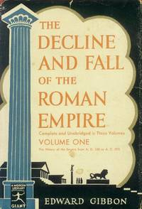 image of The Decline and Fall of the Roman Empire; Volume  I; 180 A.D. - 395 A.D.