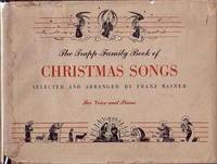 The Trapp Family Book of Christmas Songs - SIGNED