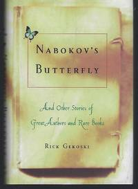 image of Nabokov's Butterfly: And Other Stories of Great Authors and Rare Books