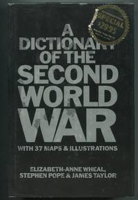 A Dictionary of the Second World War