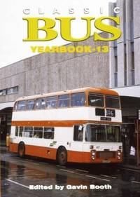 Classic Bus Yearbook by  Gavin Booth - Hardcover - from World of Books Ltd (SKU: GOR004004991)