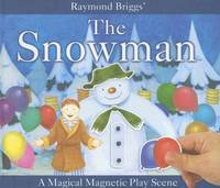 """image of The """"Snowman"""": Raymond Briggs, a Magical Magnetic Play Scene"""