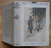 THE POINT OF HONOR [in 1908 dust jacket]