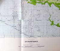 Fold-Out Geological Survey Map in Colour. Map 674a Innisfree Alberta