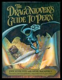 image of THE DRAGONLOVERS GUIDE TO PERN