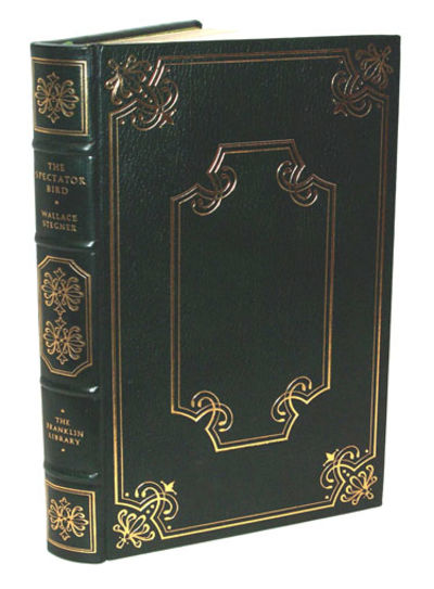 Franklin C: The Franklin Library, 1976. First Edition. Limited Edition Fine in full, dark blue leath...