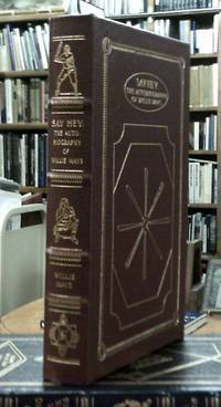 image of Say Hey: the Autobiography of Willie Mays Easton Press Leatherbound