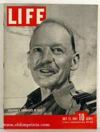 Life Magazine.  1941 - 07 - 21