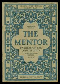 image of THE MENTOR - FATHERS OF THE CONSTITUTION - January 15 1915 - Serial Number 75 - Volume 2, number 23