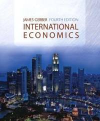 image of International Economics (4th Edition)